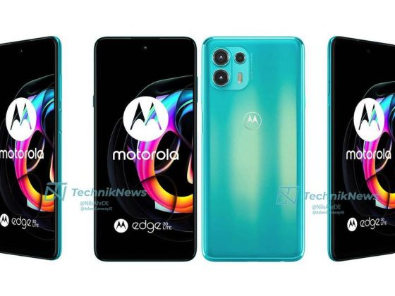 Check Out The Spec Of Motorola Edge 20 Pro Press Renders Reveal Design