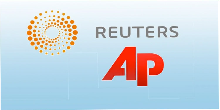 AP and Reuters