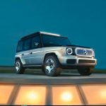 Electric G-Wagen Concept