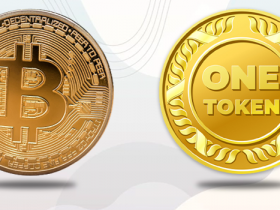 difference between crypto coin and token